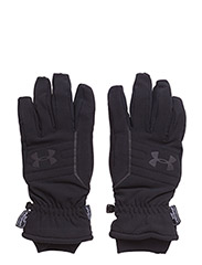 MEN'S WINSTOPPER RUN GLOVE - BLACK