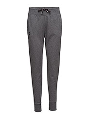 FRENCH TERRY JOGGER PANT - CARBON HEATHER