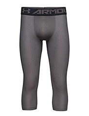 HG ARMOUR 2.0 3/4 LEGGING - CARBON HEATHER