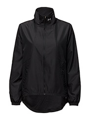 UA INTERNATIONAL JACKET - BLACK
