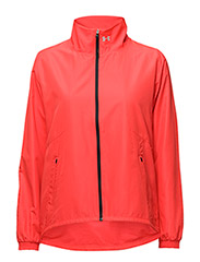 UA INTERNATIONAL JACKET - MARATHON RED