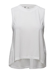 BREATHE MUSCLE TANK - WHITE