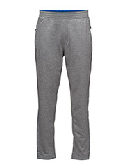 TECH TERRY PANT - TRUE GRAY HEATHER