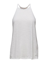 THREADBORNE FASHION TANK - WHITE