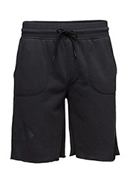 RIVAL EXPLODED GRAPHIC SHORT - BLACK