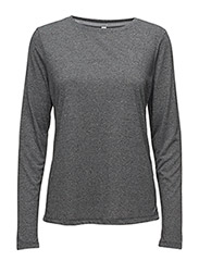 THREADBORNE TRAIN LS TWIST - BLACK