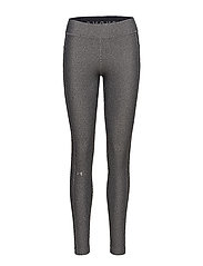 UA HG ARMOUR LEGGING - CHARCOAL LIGHT HEATHER