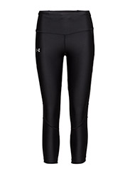 Armour Fly Fast Crop - BLACK