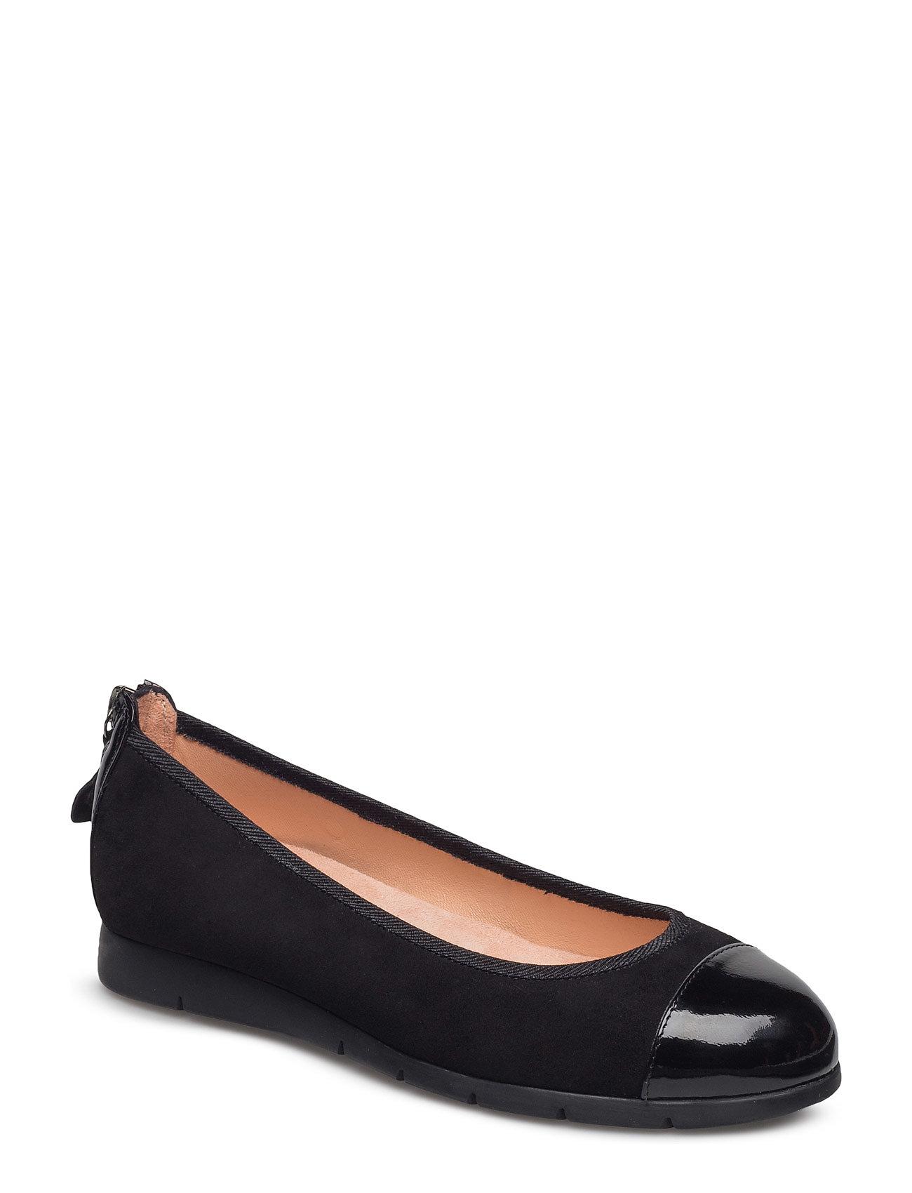 Alaya_ks UNISA Flade sko til Damer i Sort