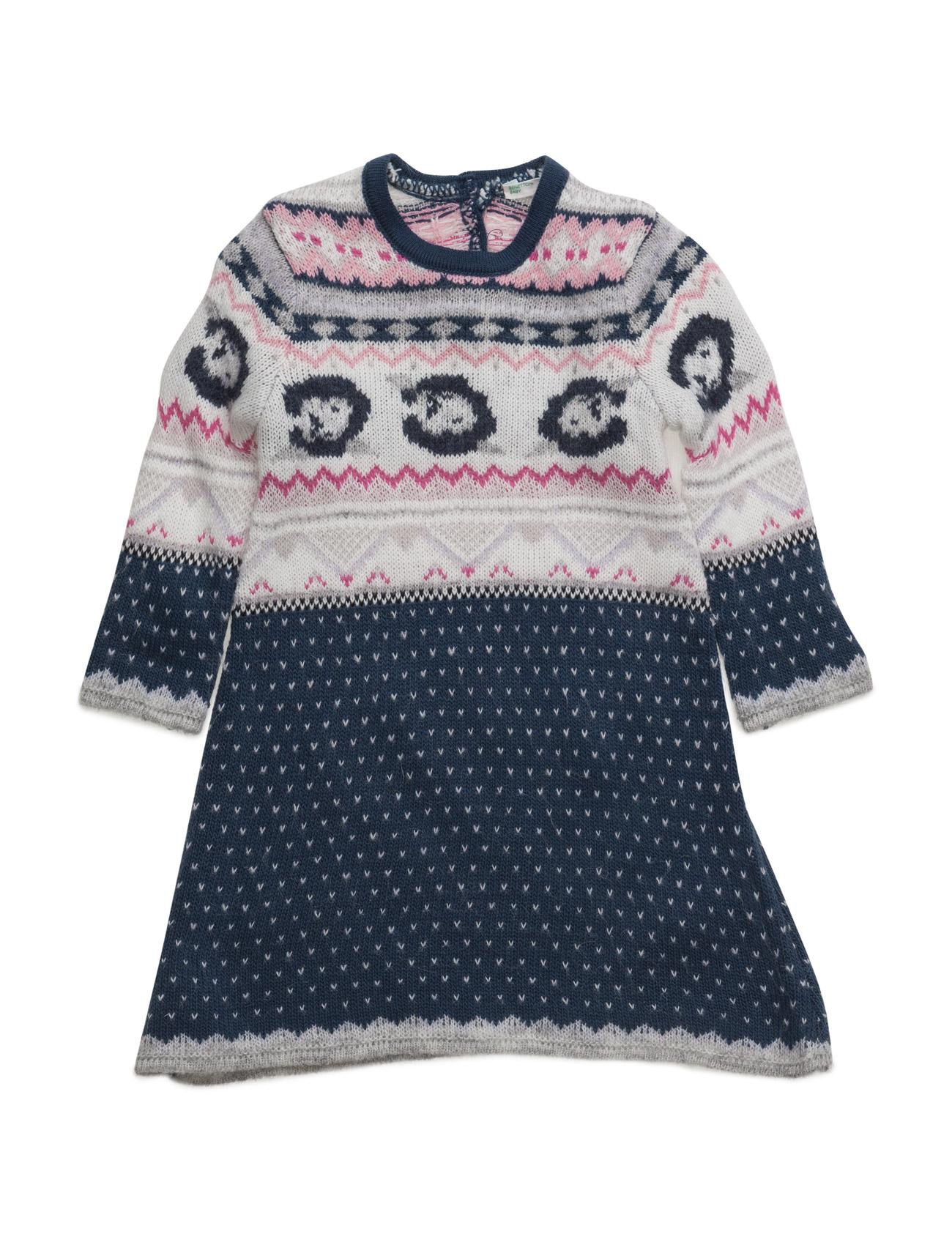 a3762ea7ce83 Dress United Colors of Benetton Kjoler til Børn i