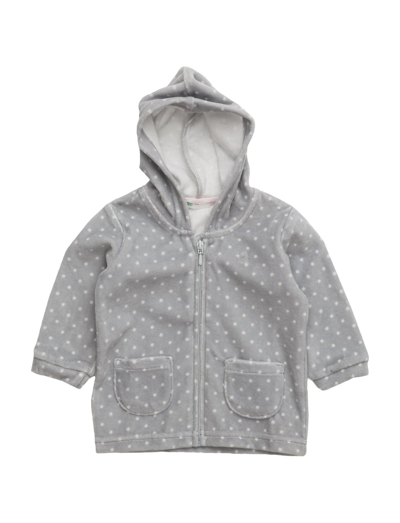 Jacket W/Hood L/S United Colors of Benetton  til Børn i