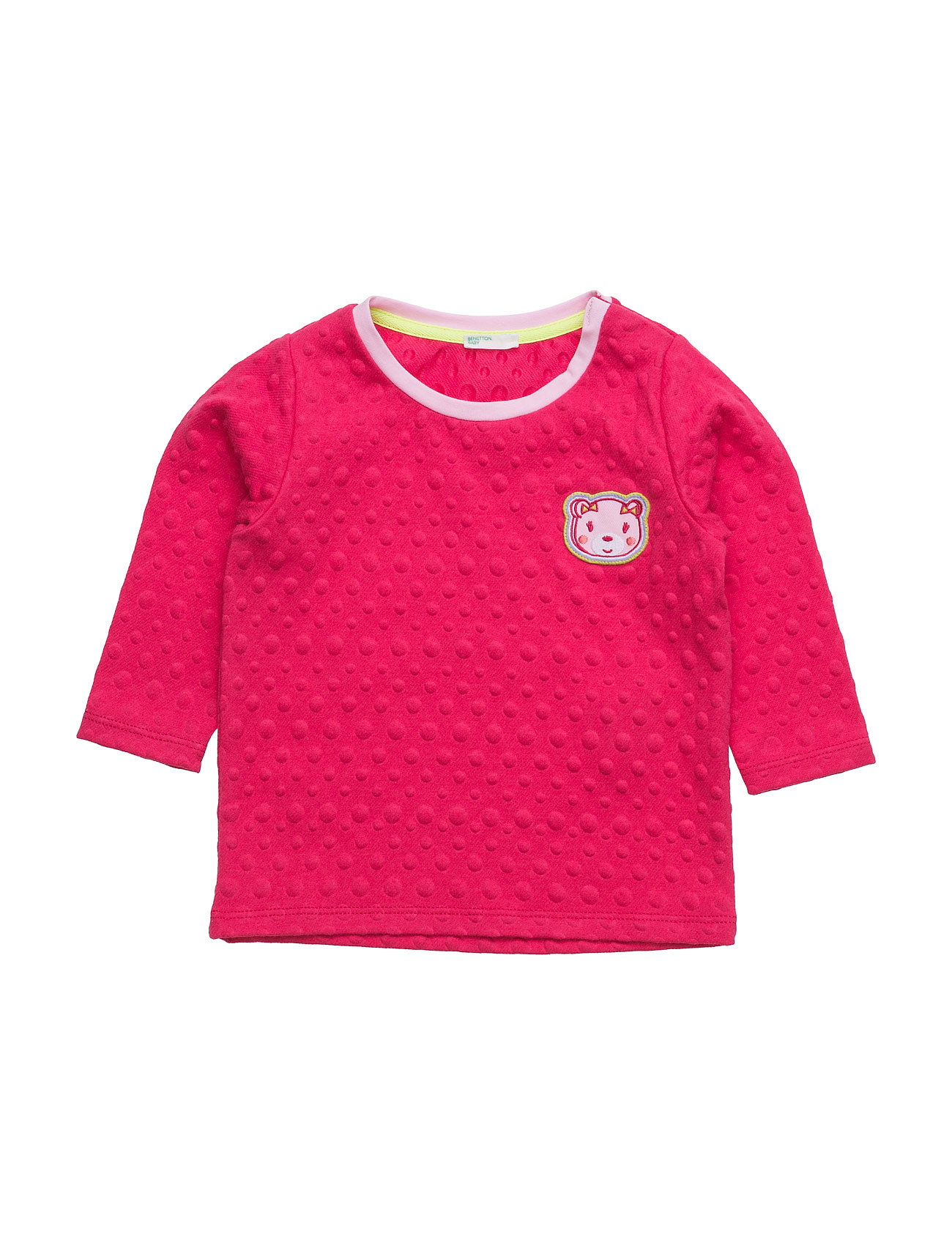 Sweater L/S United Colors of Benetton Sleeve T-Shirts