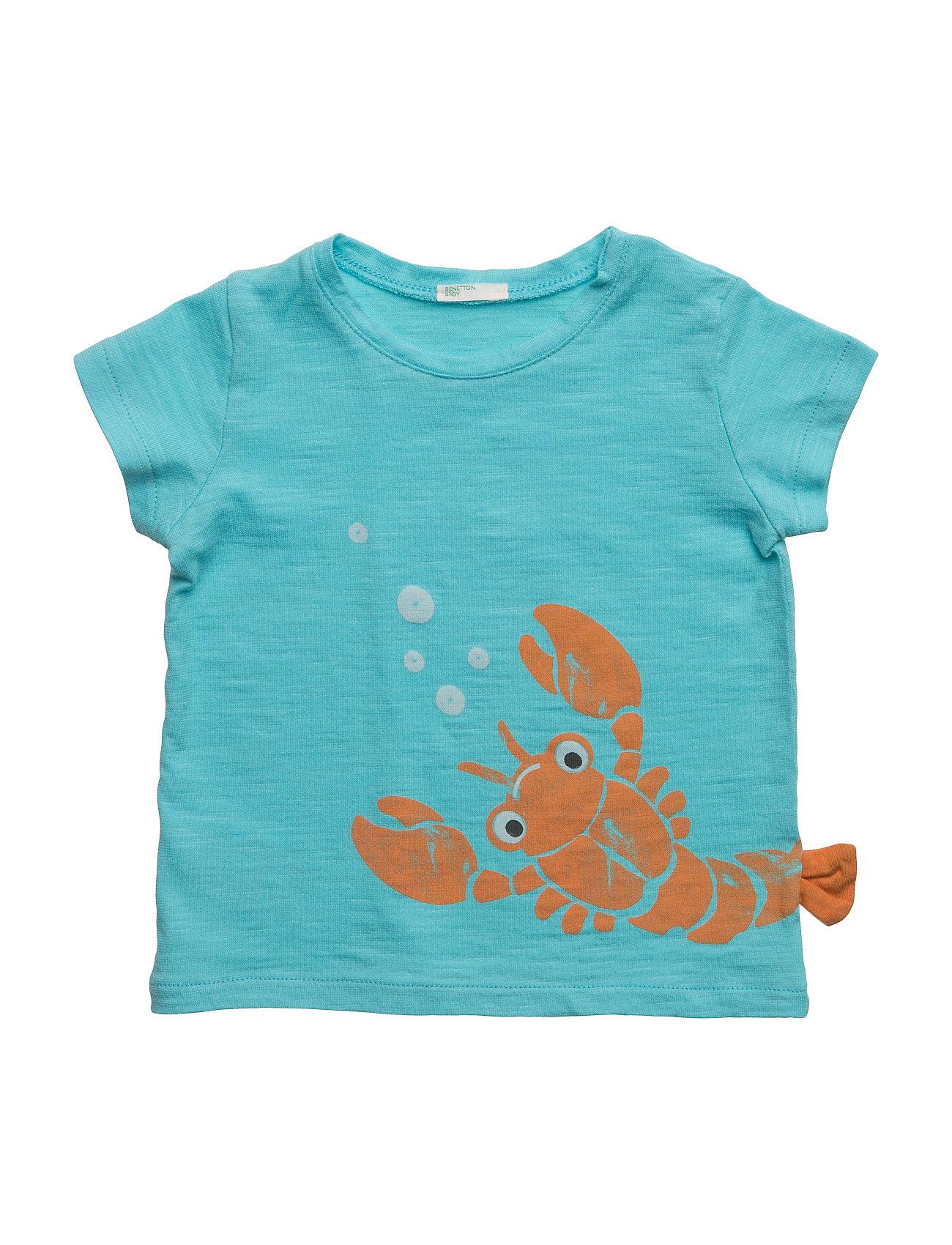 T-Shirt United Colors of Benetton T-shirts til Børn i