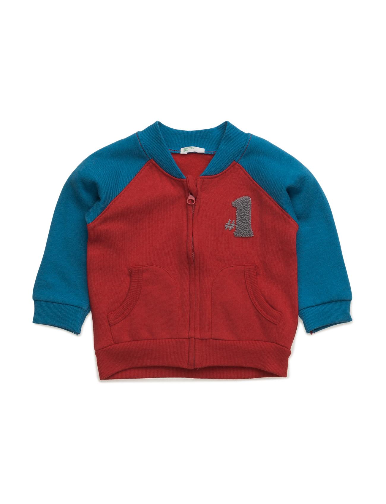 Jacket United Colors of Benetton  til Børn i Grå