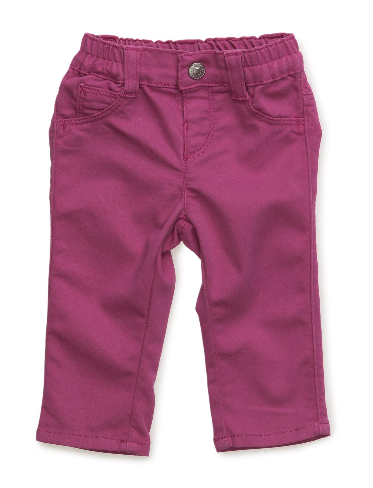 Trousers United Colors of Benetton  til Børn i Lyserød