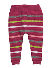 TROUSERS - PINK MULTI