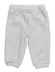 TROUSERS - BLUE WHITE