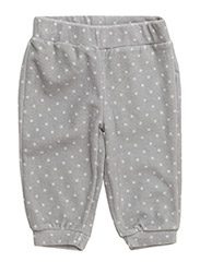TROUSERS - GREY WHITE