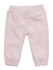 TROUSERS - PALE PINK