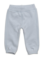 TROUSERS - PALE BLUE
