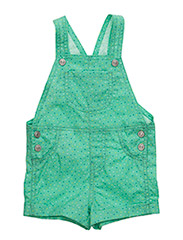 DUNGAREE - GREEN