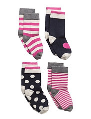 KNITTED SOCKS 4 PAIR - 901