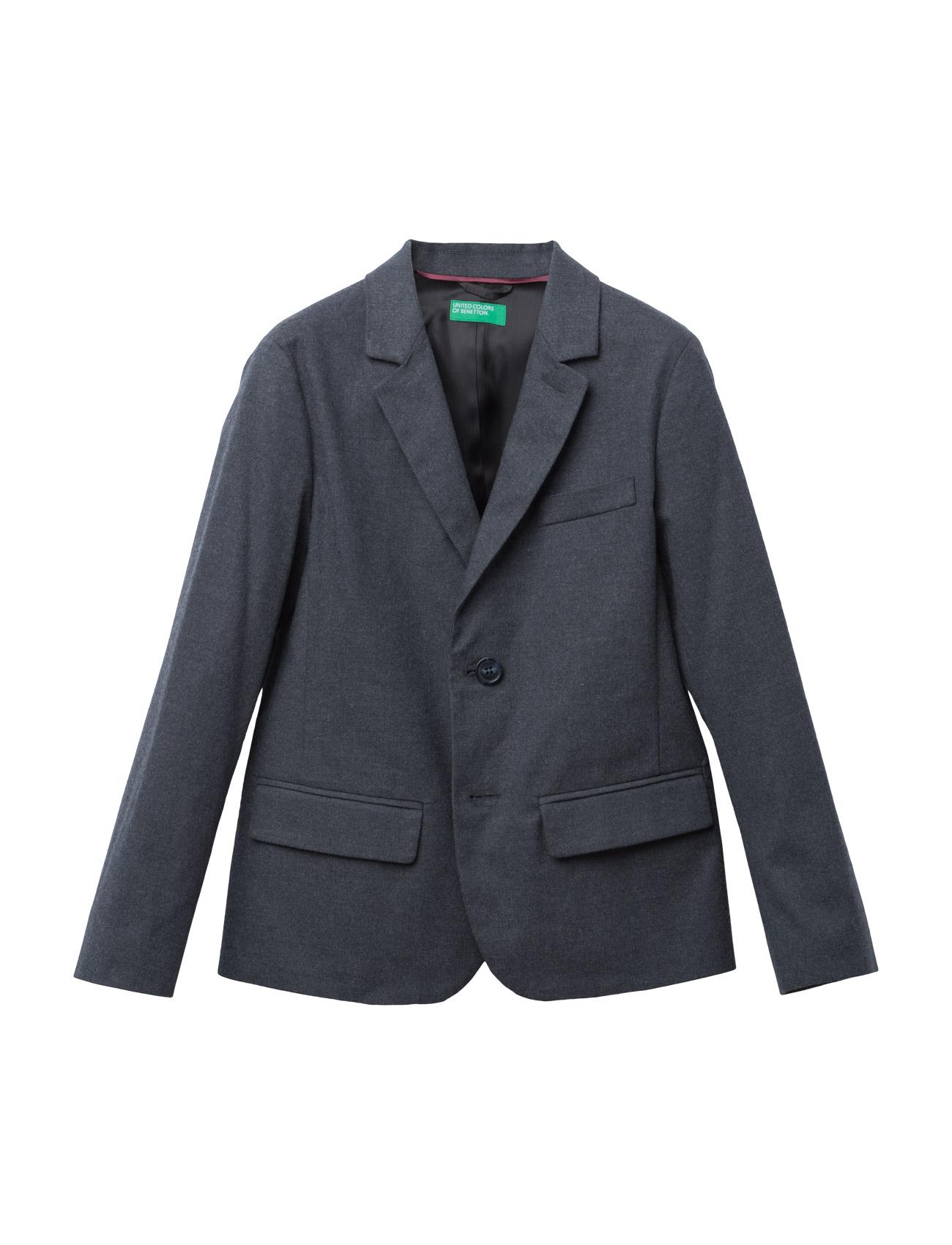 Jacket United Colors of Benetton Jakker & Frakker til Børn i Grå