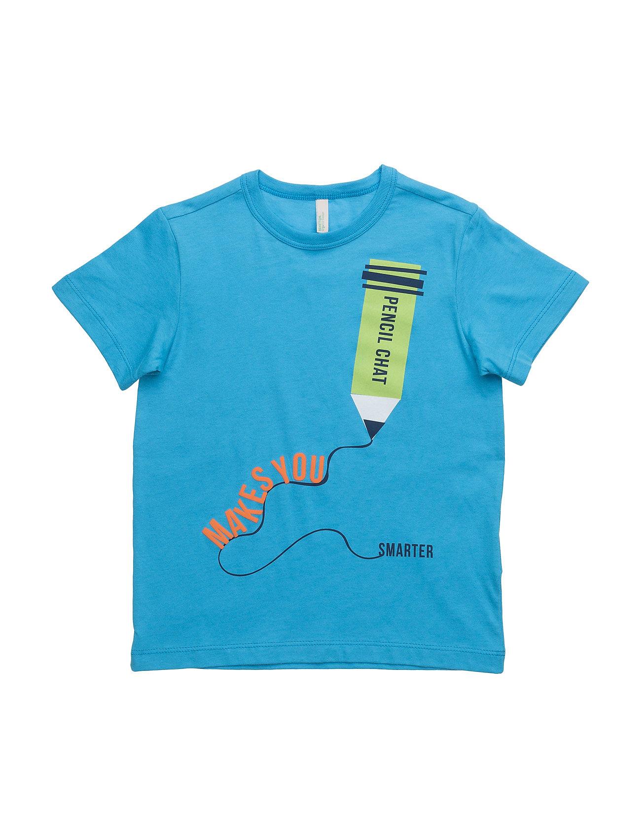 T-Shirt United Colors of Benetton T-shirts til Drenge i