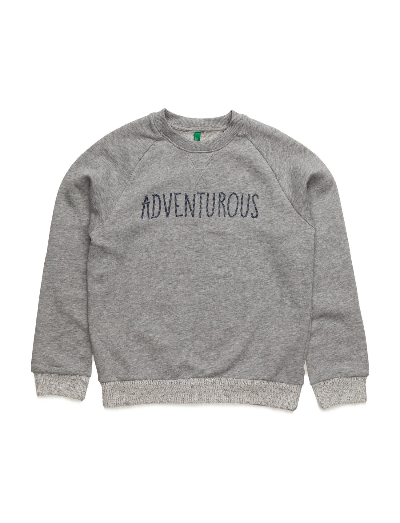 Sweater L/S United Colors of Benetton Striktrøjer til Drenge i