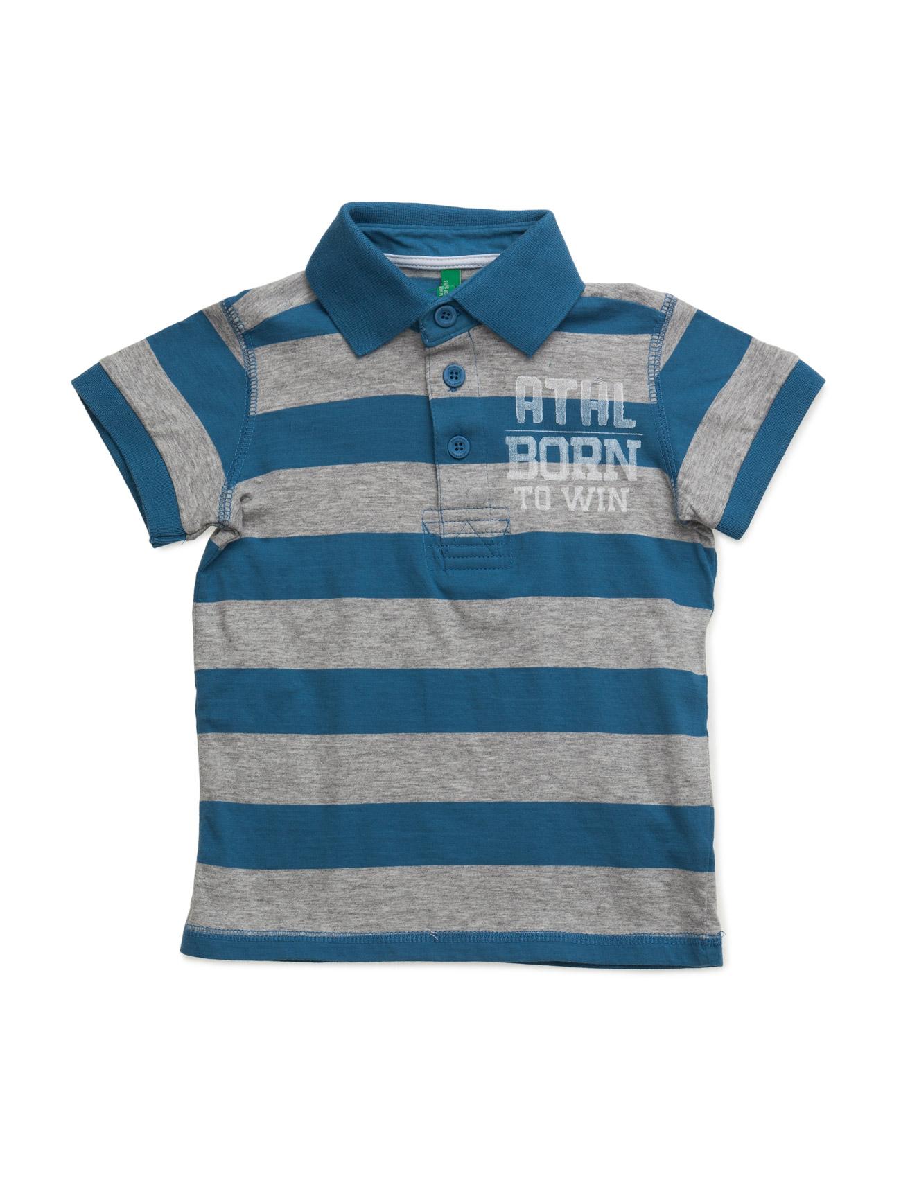 H/S Polo Shirt United Colors of Benetton Kortærmede t-shirts til Børn i