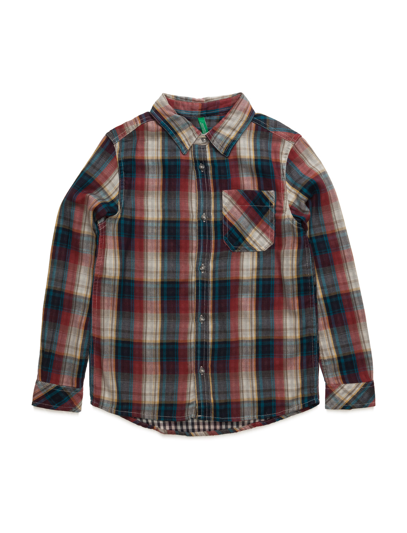 Shirt United Colors of Benetton Trøjer til Drenge i
