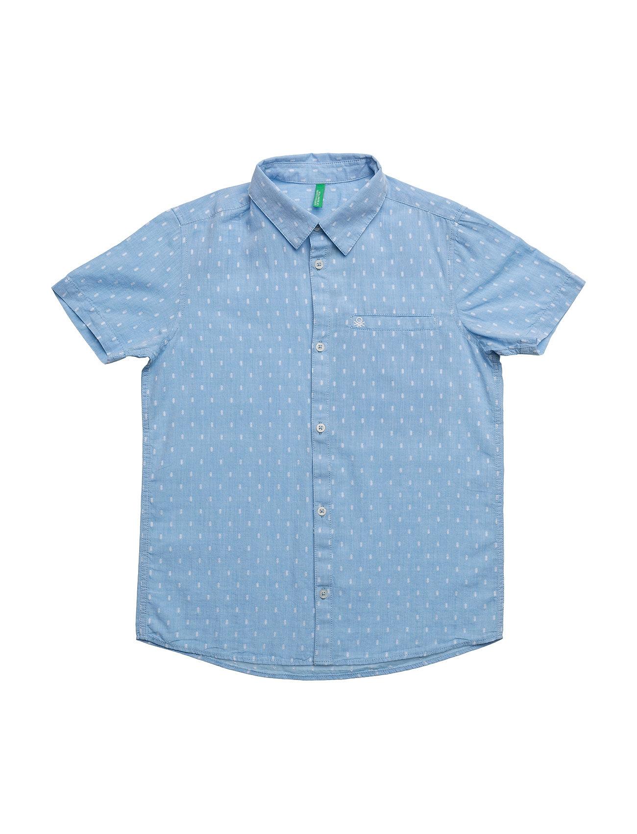 Shirt United Colors of Benetton Kortærmede t-shirts til Børn i