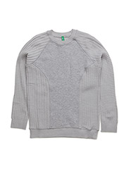 V NECK SWEATER L/S - 63B