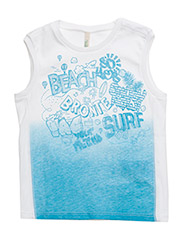 TANK-TOP - BRIGHT BLUE