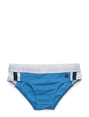SWIMMING BRIEFS - PALE BLUE