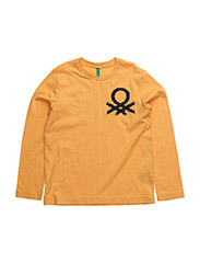 T-SHIRT L/S - YELLOW