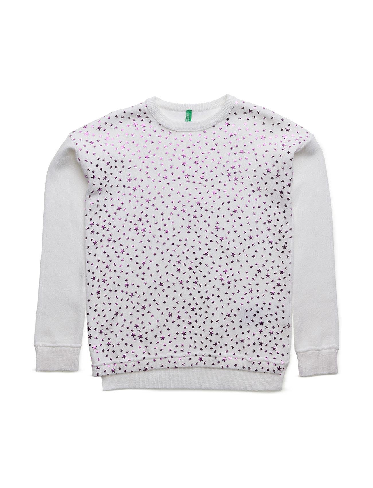 Sweater L/S United Colors of Benetton Striktrøjer til Piger i