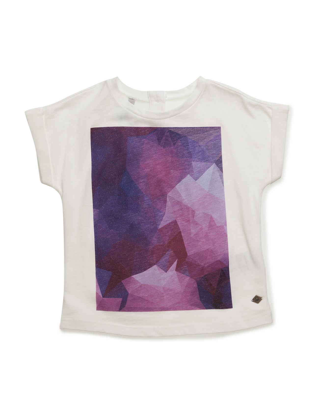 Sweater H/S United Colors of Benetton Kortærmede t-shirts til Børn i Fløde