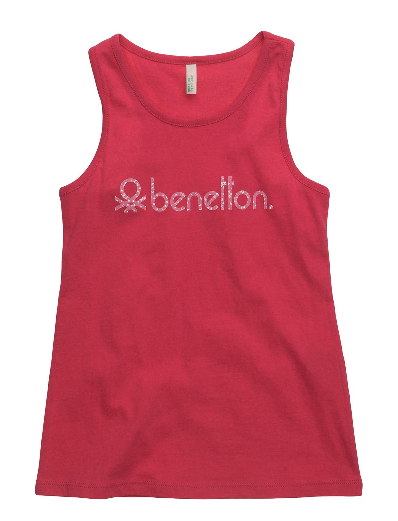 Tank-Top United Colors of Benetton Ærmeløse til Børn i