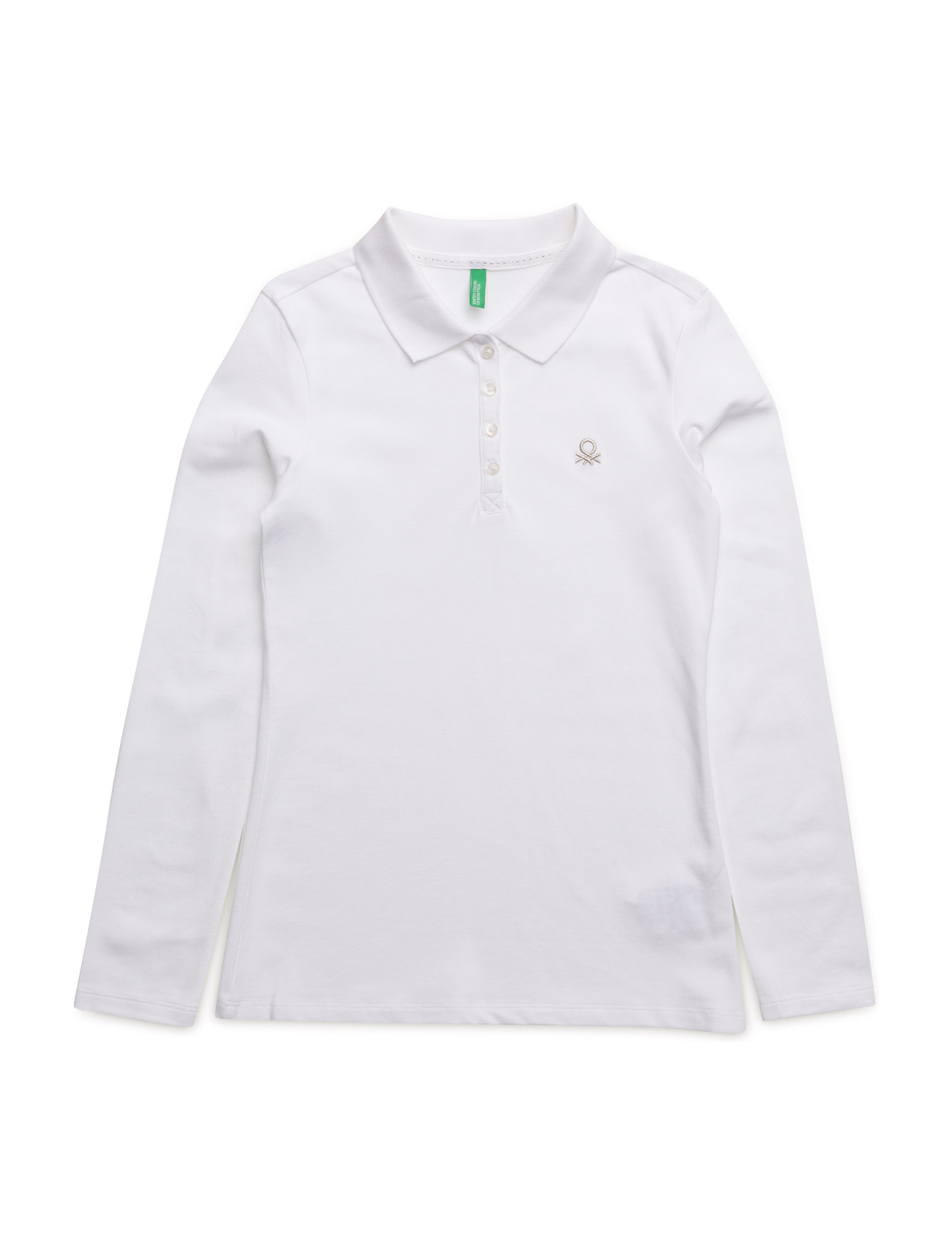 united colors of benetton – L/s polo shirt på boozt.com dk
