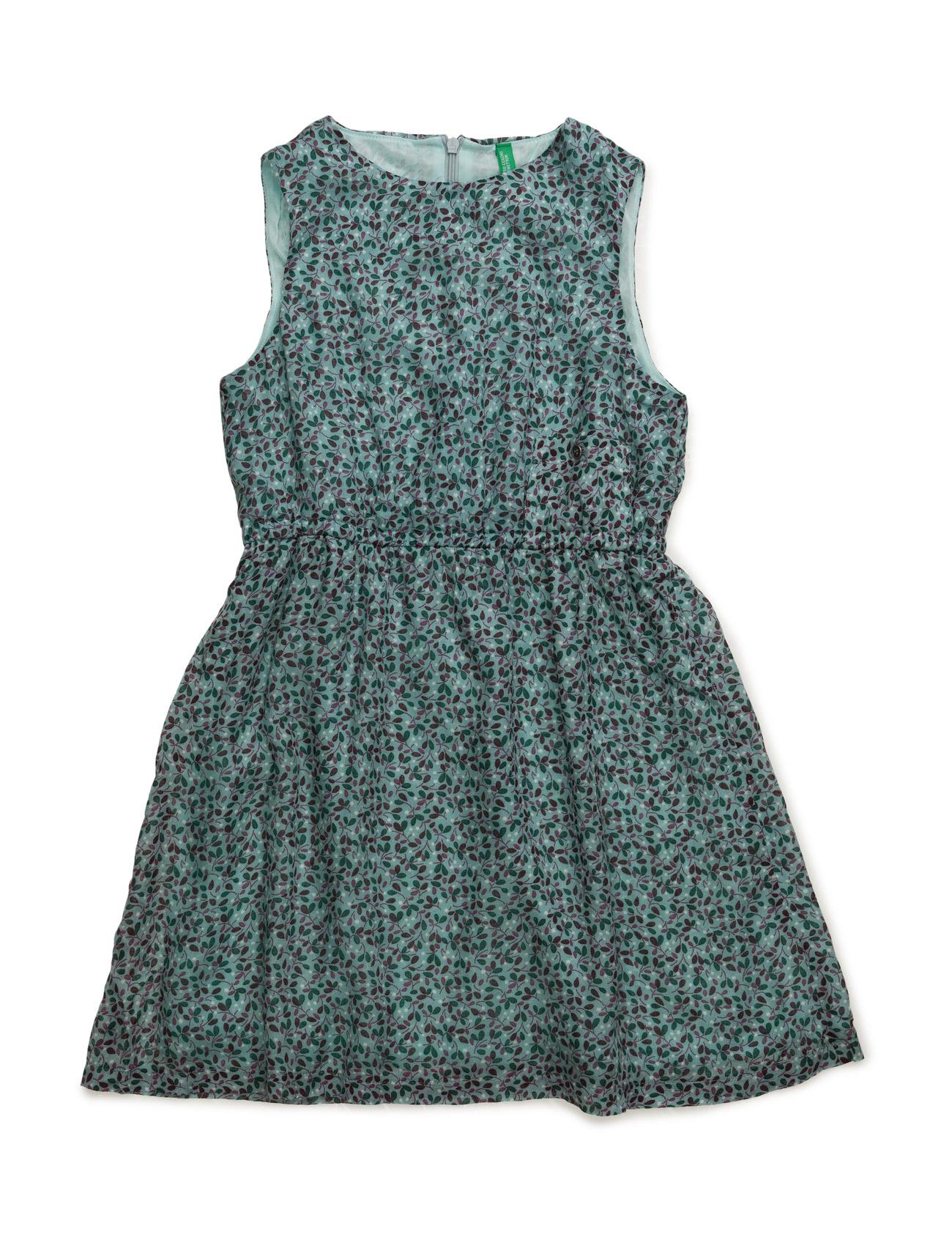 dc0195526749 Dress United Colors of Benetton Kjoler til Børn i Blå