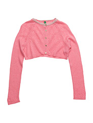 L/S SWEATER - PINK