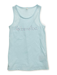 TANK-TOP - LIGHT BLUE