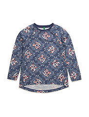 SWEATER L/S - NAVY