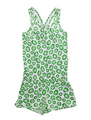 OVERALL - WHITE GREEN