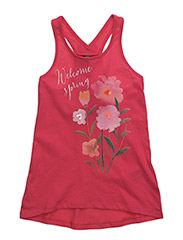 TANK-TOP - FUSCHIA PINK