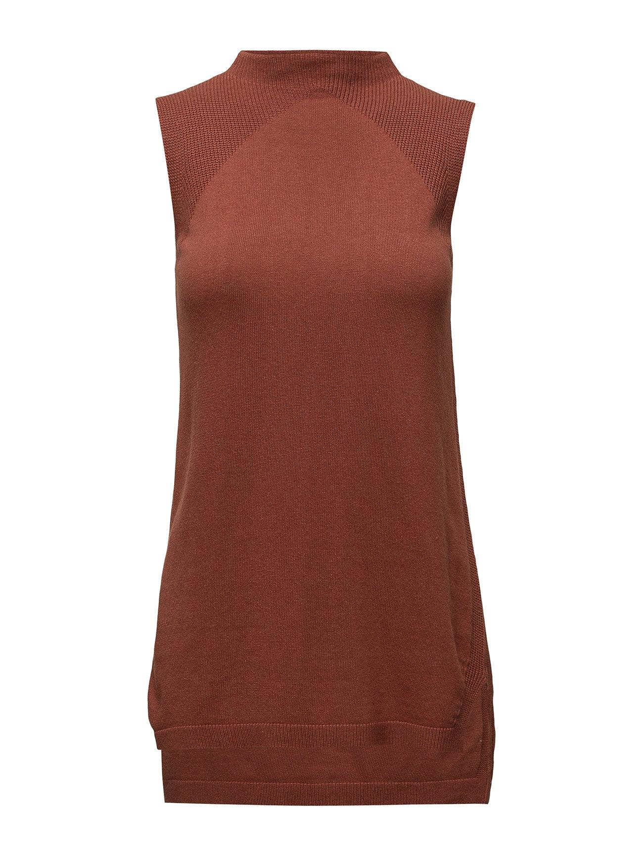 Sleeveless Sweater United Colors of Benetton Veste til Kvinder i