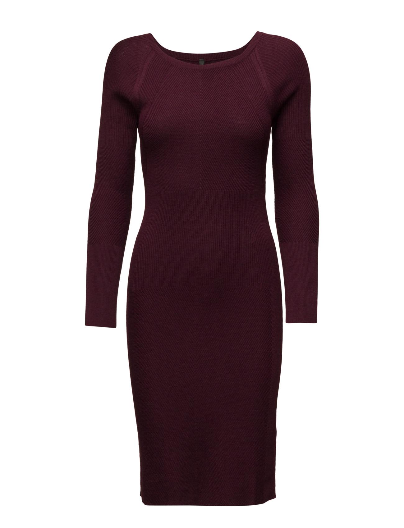 Dress United Colors of Benetton Kjoler til Kvinder i Bourgogne