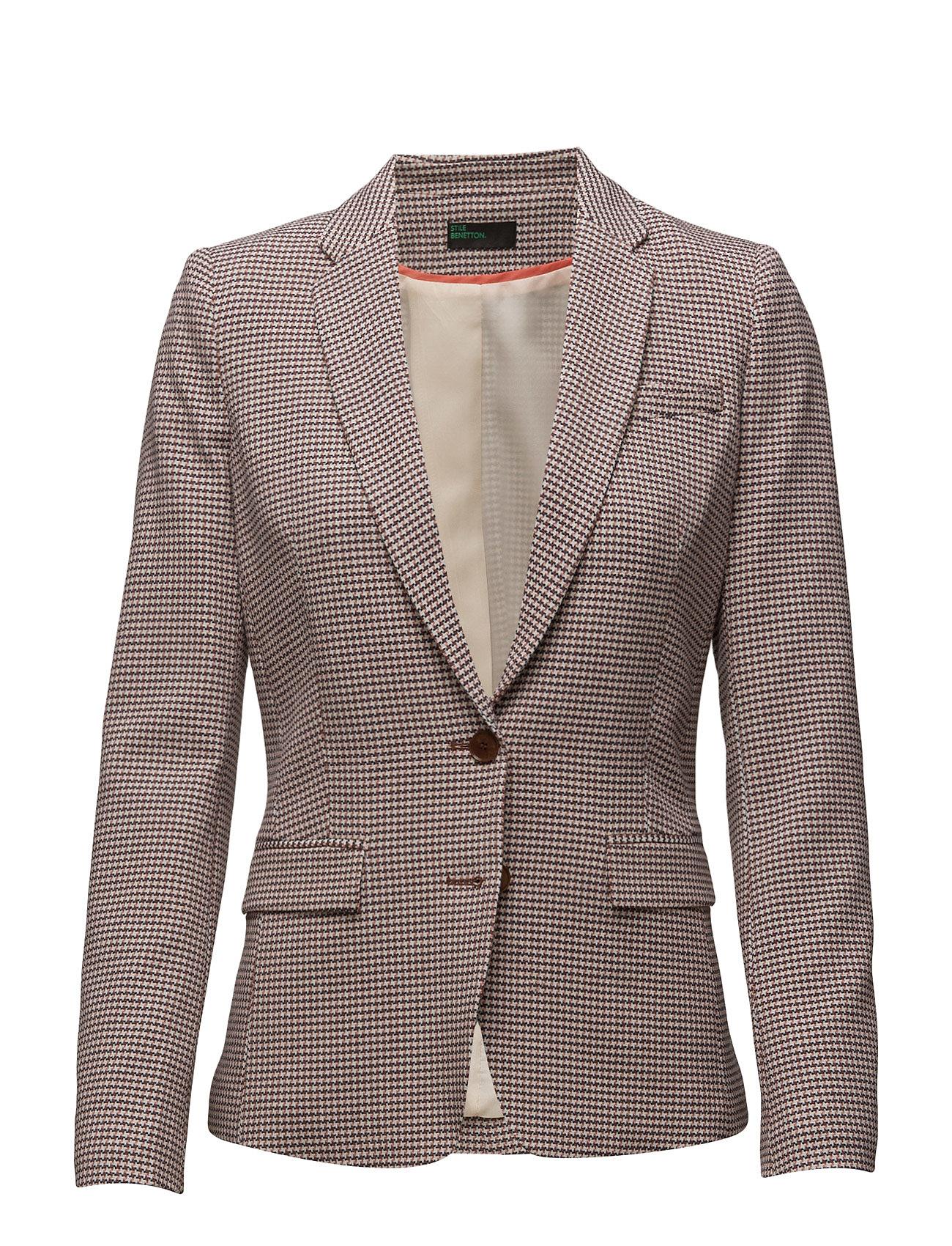 90bc0af36c55 Jacket United Colors of Benetton Blazere til Damer i