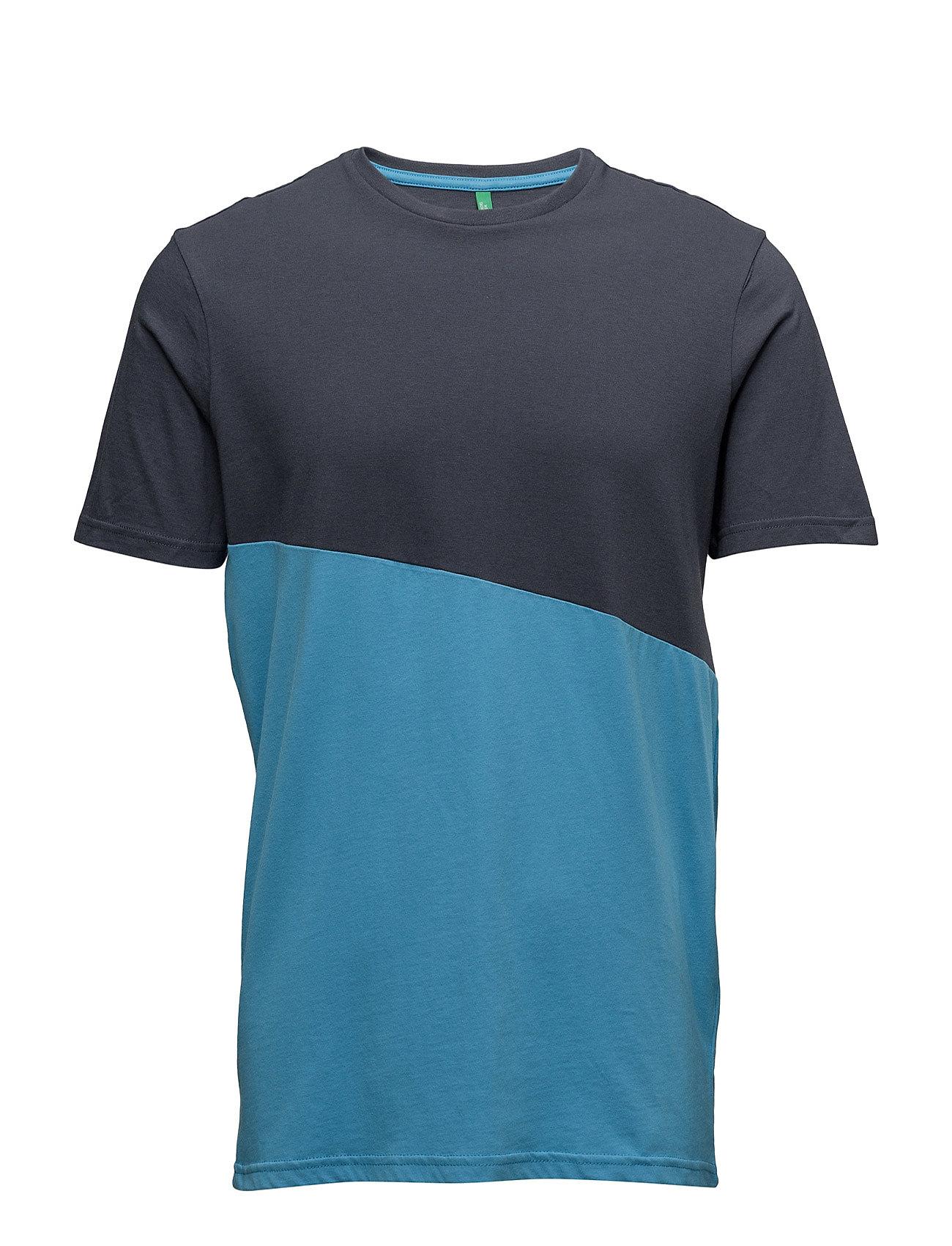T-Shirt United Colors of Benetton Kortærmede til Mænd i